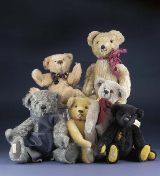 Limited Edition Dean's Bears