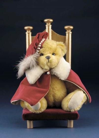 Henry VIII Teddy Bear