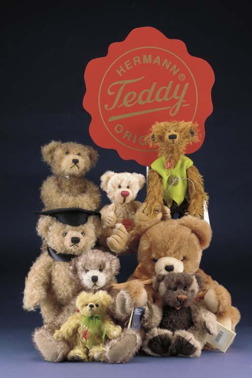 Hermann Limited Edition Bears