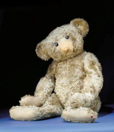 'Petz', a Steiff teddy bear