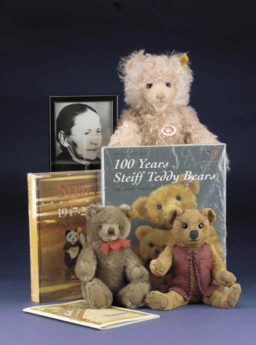 A Steiff Original Teddy Bear