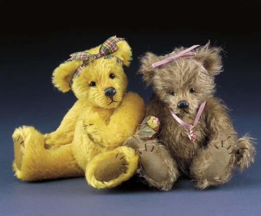 Mr Wockinfuss bears by Angela