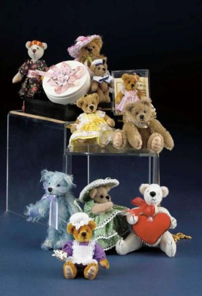 World of miniature bears