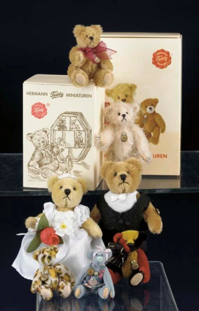 Hermann Miniature Bears