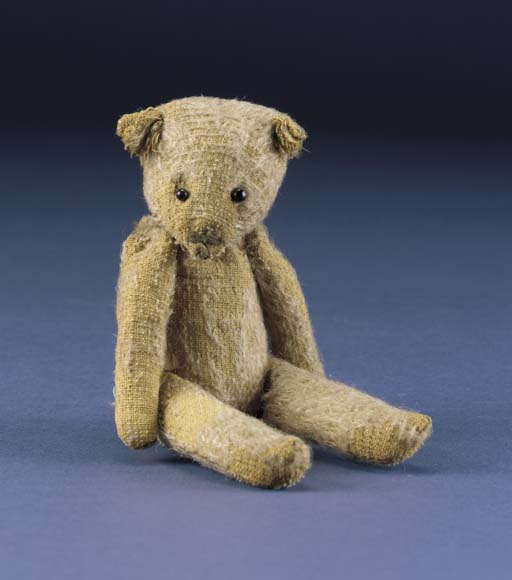 A British 1st World War teddy