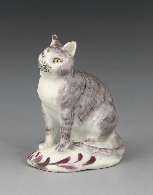 A BOW MODEL OF A CAT