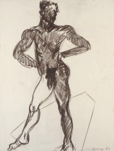 Rainer Fetting (b. 1949)