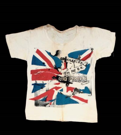 SEX PISTOLS AND GOD SAVE THE Q