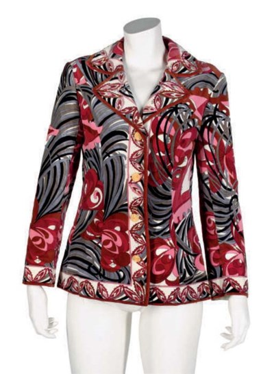 TWO VELVET JACKETS, PUCCI, 197