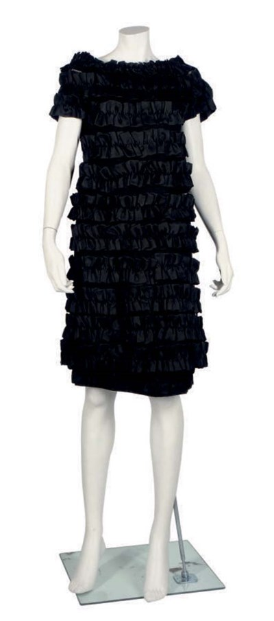 TWO ROBERTO CAPUCCI DRESSES