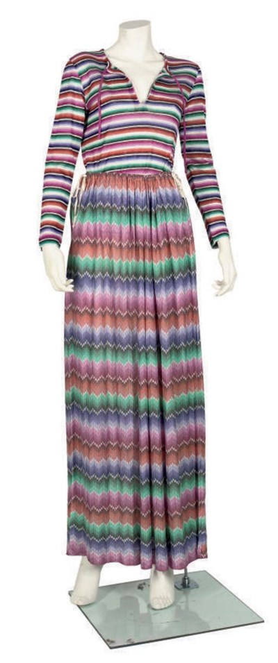 MISSONI, TWO PIECE OUTFIT, 'CL