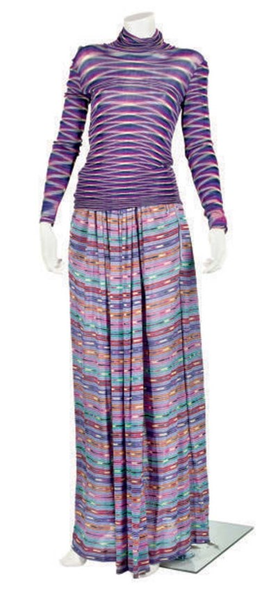 MISSONI SKIRT AND TOP