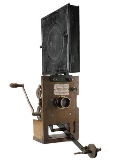 Projecting Kinetoscope no. 723