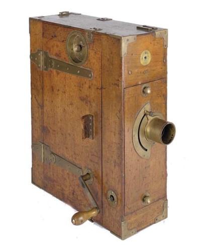 Cinematographic camera no. 265