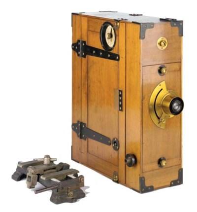 Cinematographic camera no. 408