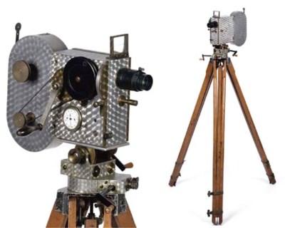 Cinex camera