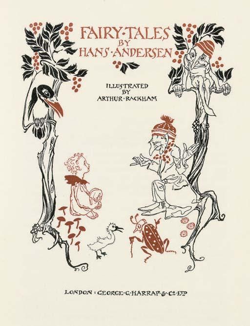ANDERSEN, Hans Christian (1805