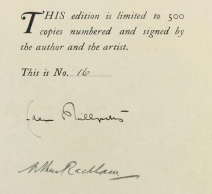 PHILPOTTS, Eden (1862-1960).