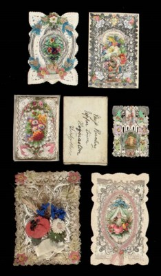 VICTORIAN VALENTINES: most of