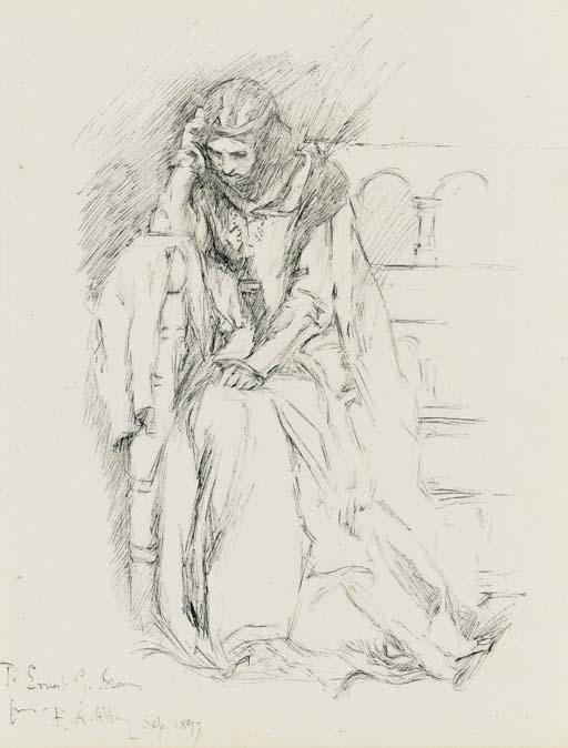 Edwin Austin Abbey, R.A. (Amer