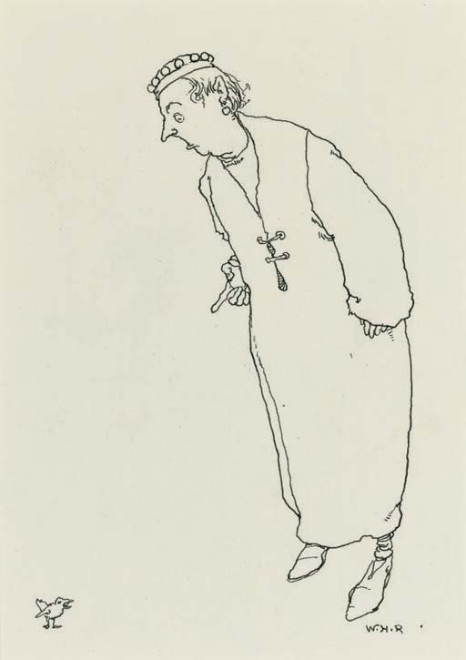 William Heath Robinson (1872-1