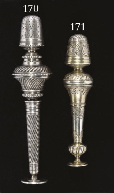 A German silver-gilt standing