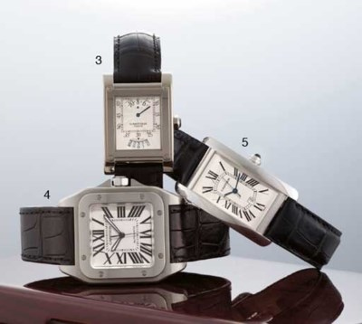 CARTIER. A LARGE AND OVERSIZED