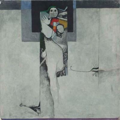 DIA AL-AZZAWI (IRAQ, B. 1939)