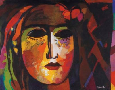 DIA AL-AZZAWI (B. 1939)