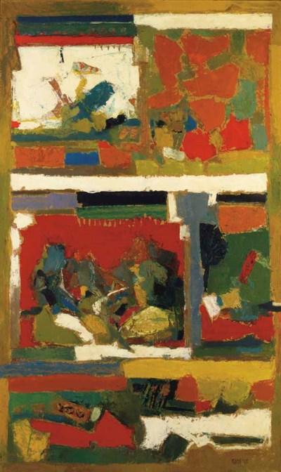 SYED HAIDER RAZA (INDIA, B. 19