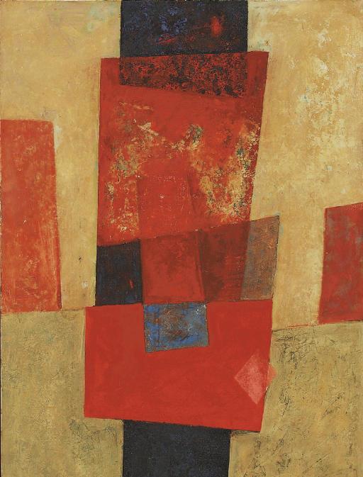 NASSER CHAURA (SYRIAN, 1920-19