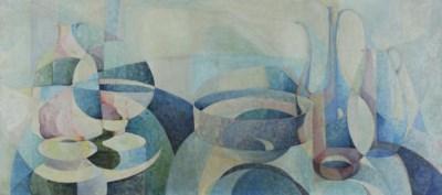 LEILA NSEIR (SYRIAN, B. 1941)