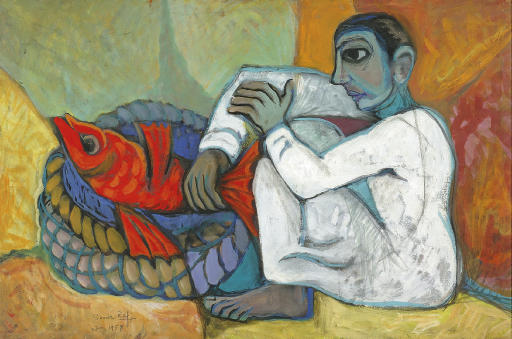 SAMIR RAFI' (EGYPTIAN, 1926-20