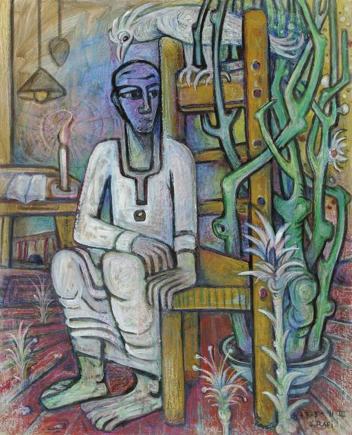 SAMIR RAFI'(EGYPTIAN, 1926-200