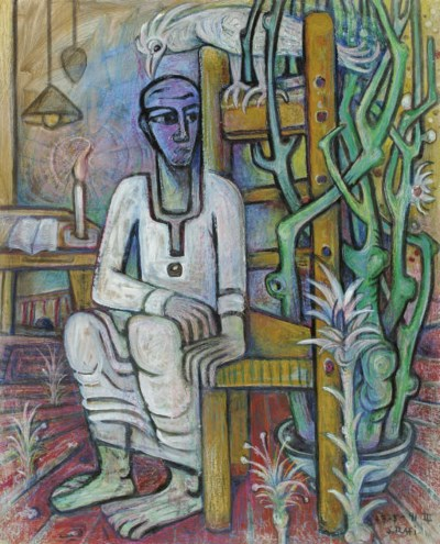 SAMIR RAFI'(EGYPTIAN, 1926-200