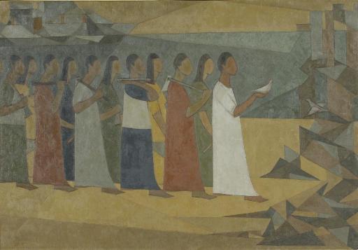MENHAT HELMY (EGYPTIAN, 1925-2003)