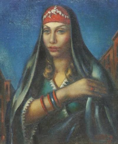 MAHMOUD SAID (EGYPTIAN, 1897-1