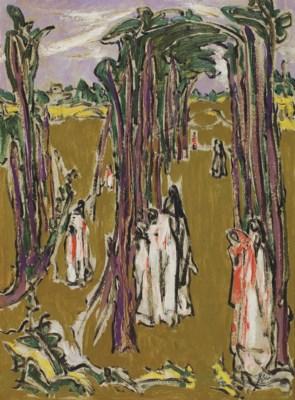 SALAH TAHER (EGYPTIAN, 1911-20