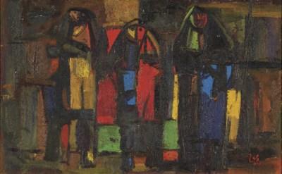 FAEQ HASSAN (IRAQI, B. 1914)
