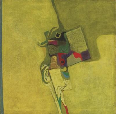 DIA AZZAWI (IRAQI, B. 1939)