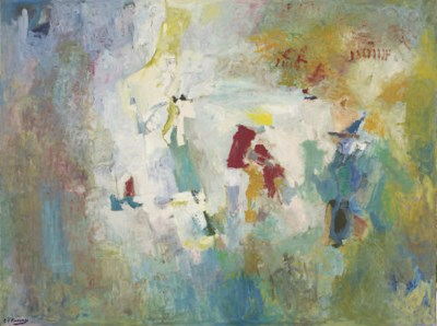 ELIE KANAAN (LEBANESE, B. 1926