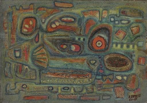 AREF EL-RAYESS (LEBANESE, 1928