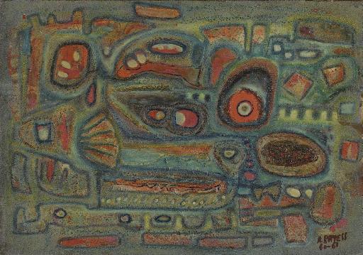 AREF EL-RAYESS (LEBANESE, 1928-2005)