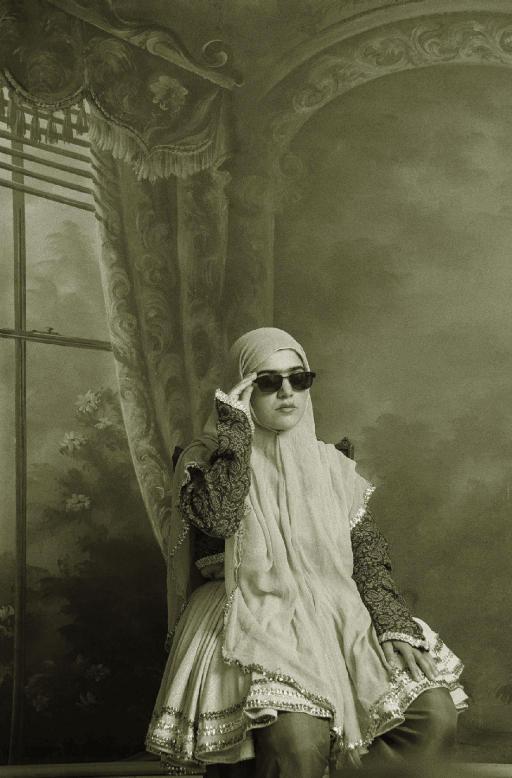SHADI GHADIRIAN (IRANIAN, B. 1
