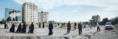 MITRA TABRIZIAN (IRANIAN, B. 1