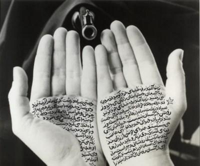 Shirin Neshat (Iranian, b. 195