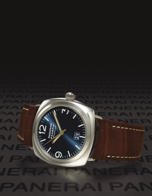PANERAI. A FINE AND VERY RARE