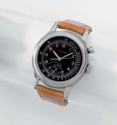 Longines. A rare and unusual s