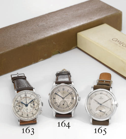 Omega. A fine and unusual stai