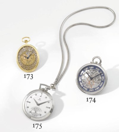 Jaeger-LeCoultre. An unusual 1